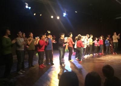 Alfabeto dell'Adozione Teatro Sguardo Oltre Milano