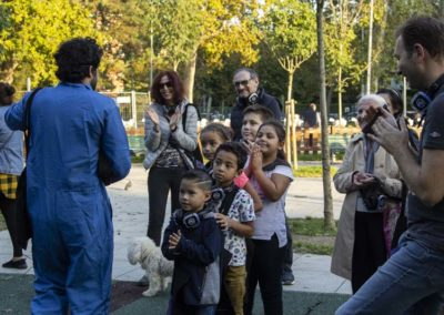 I Fantasmi di Milano, Omero - Teatro Sguardo Oltre